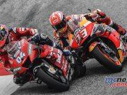 MotoGP Rnd RedBullRing Race DSC UC High