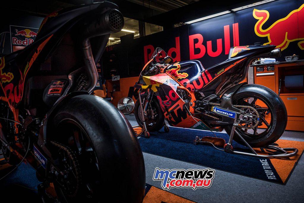 MotoGP Rnd RedBullRing Race KTM RC