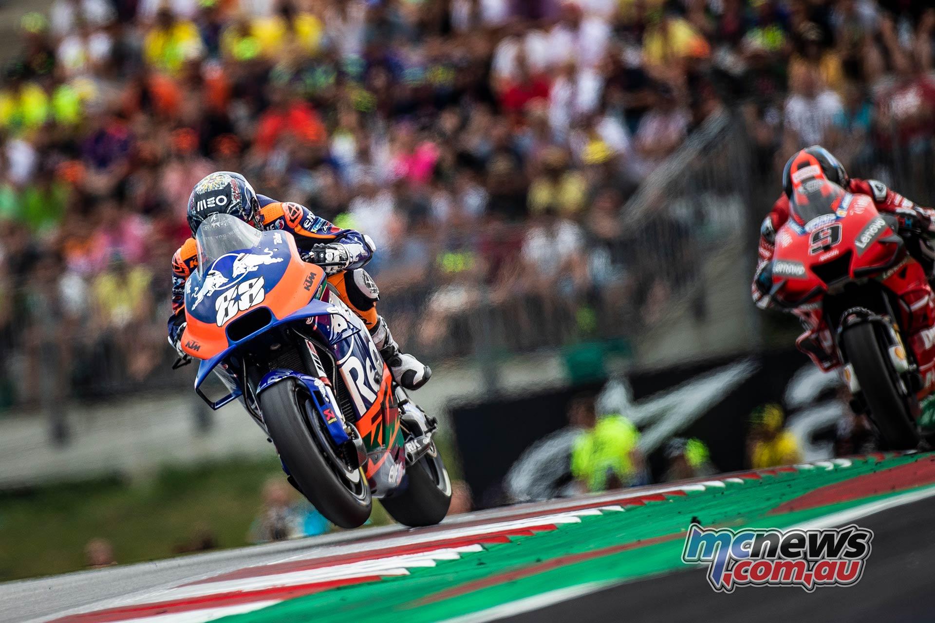 MotoGP Rnd RedBullRing Race Miguel Oliveira Petrucci