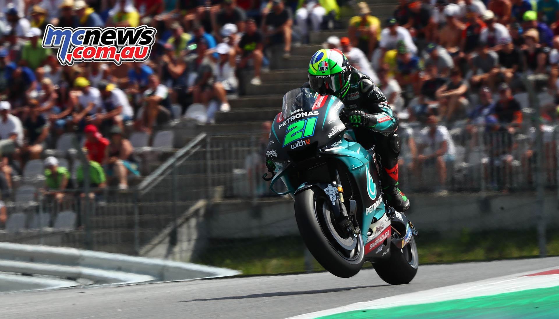 MotoGP Rnd RedBullRing Race Morbidelli