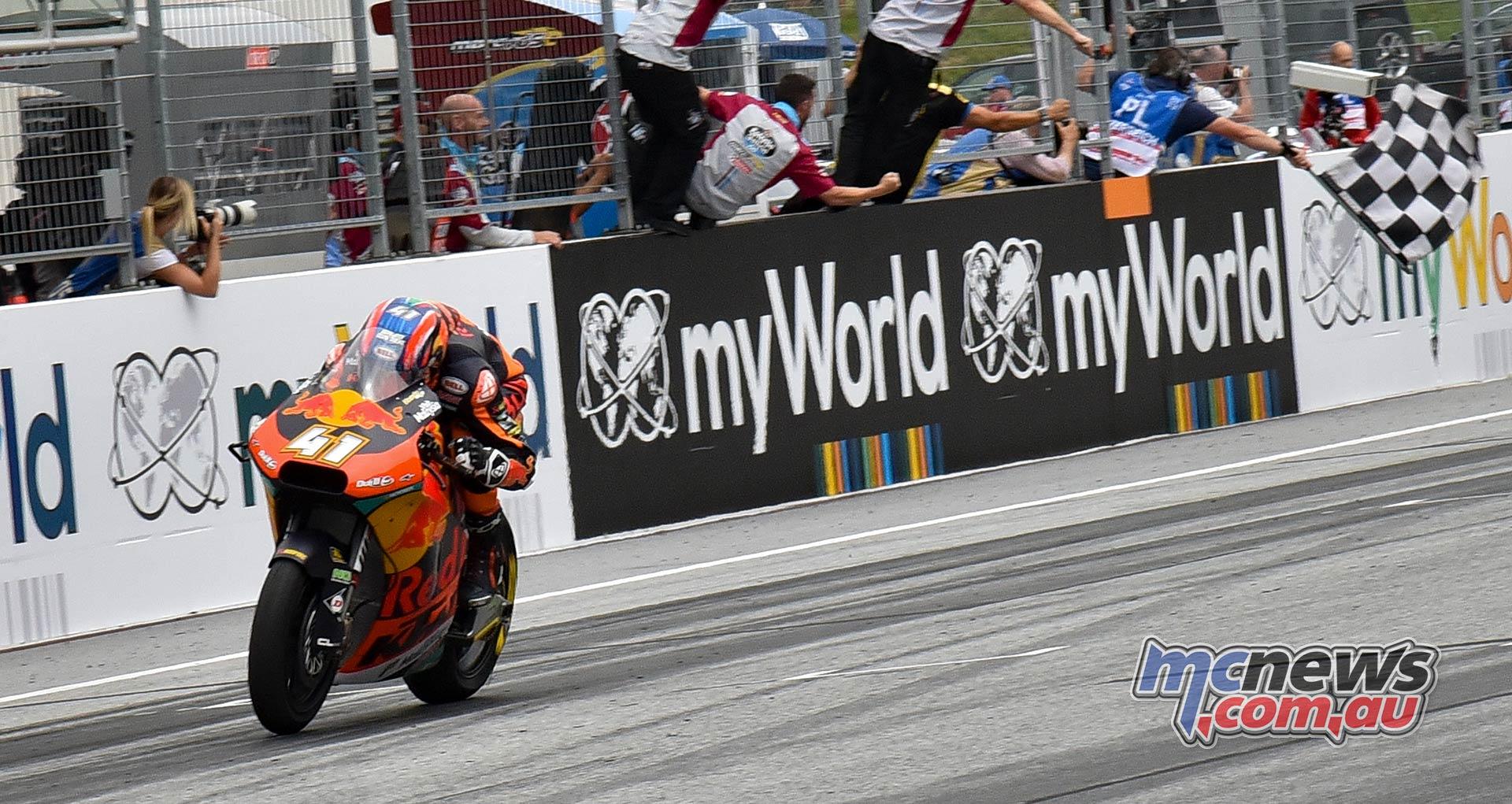 MotoGP Rnd RedBullRing Race Moto Binder
