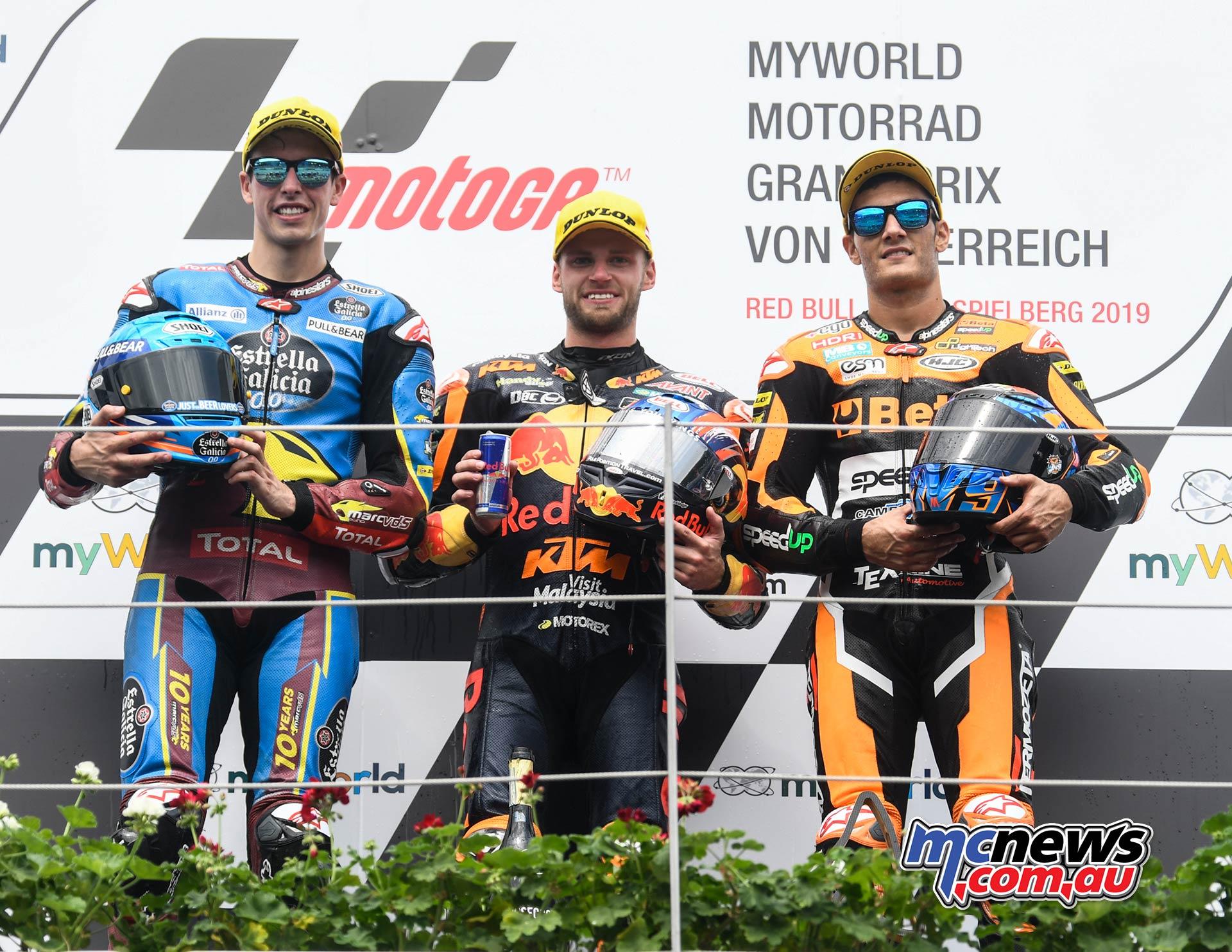 MotoGP Rnd RedBullRing Race Moto Marquez Binder Navarro