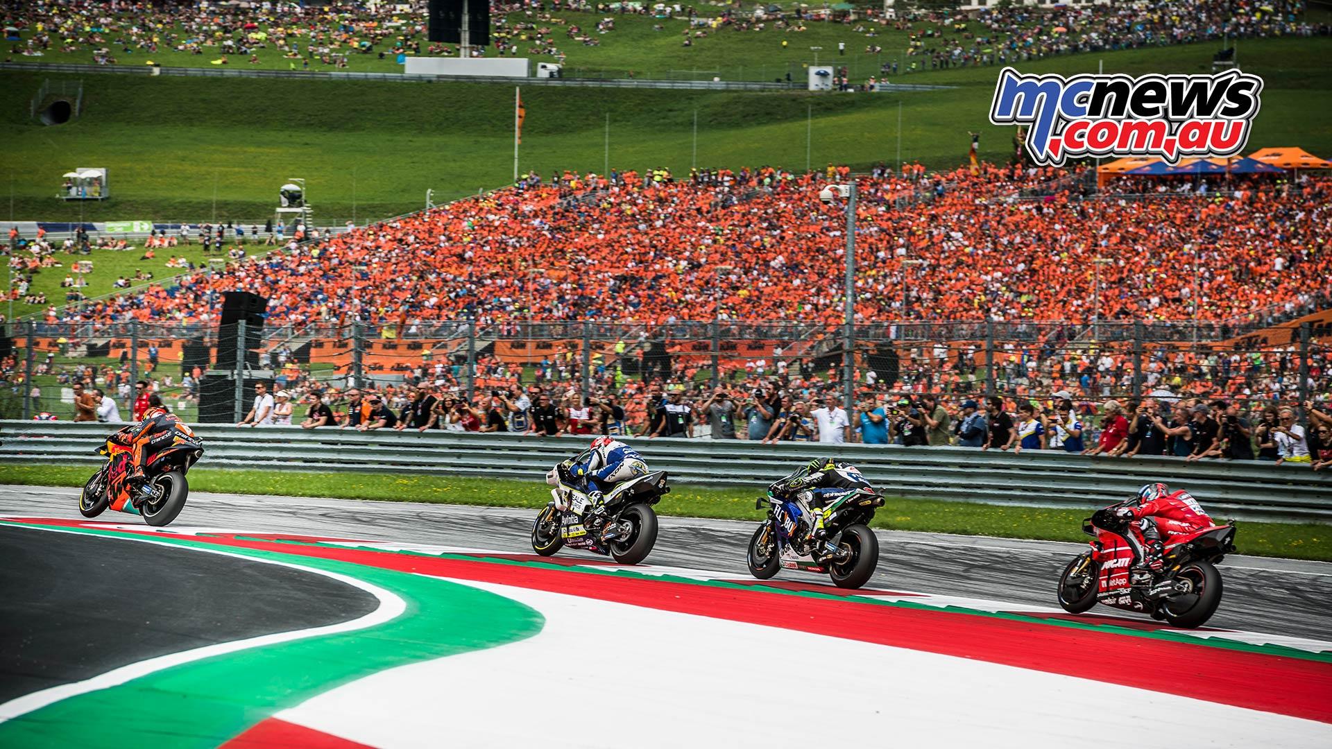 MotoGP Rnd RedBullRing Race Pol Espargaro