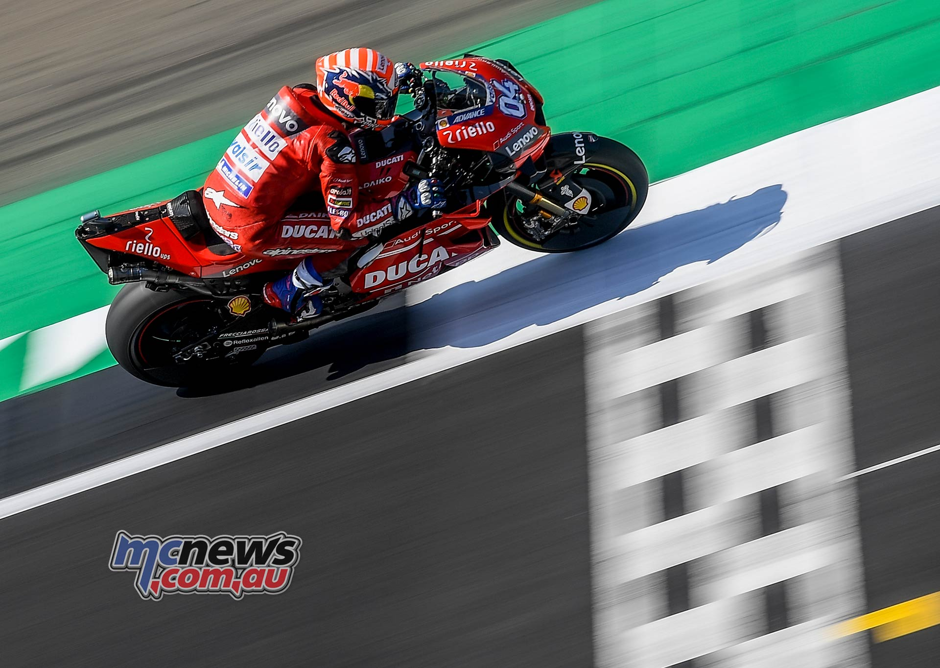 MotoGP Rnd Silverstone Fri Dovizioso