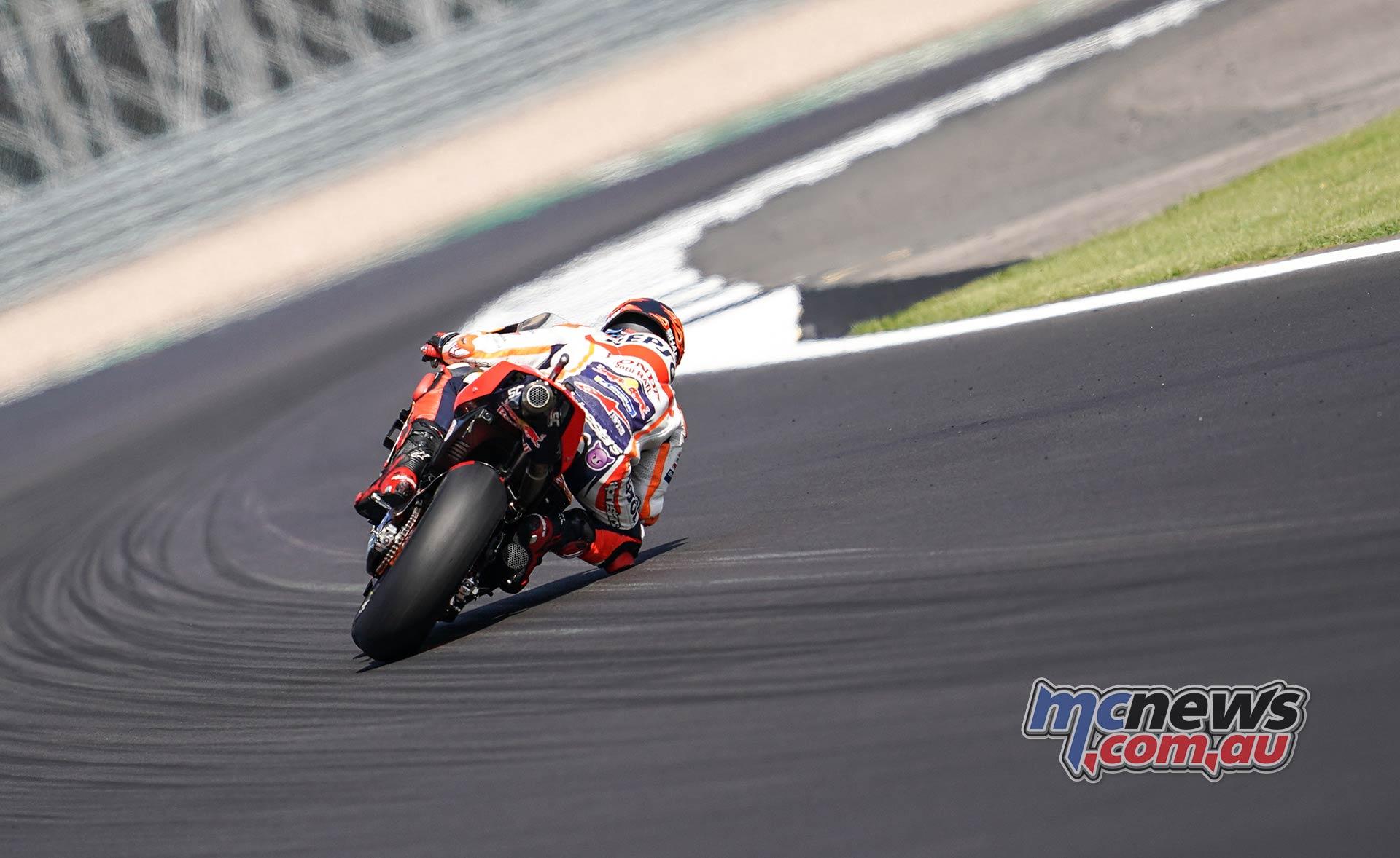 MotoGP Rnd Silverstone Fri Lorenzo