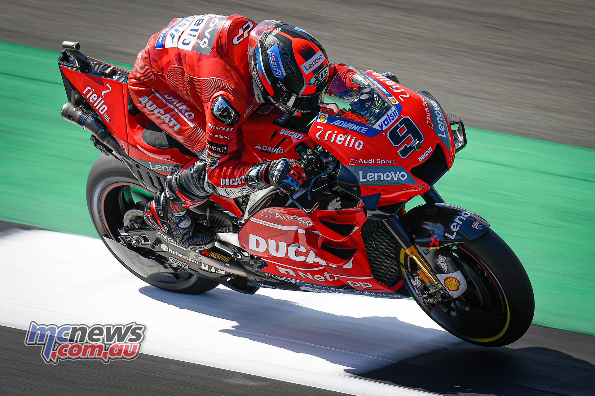 MotoGP Rnd Silverstone Fri Petrucci