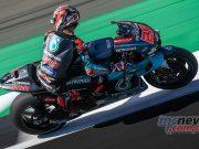 MotoGP Rnd Silverstone Fri Quartararo