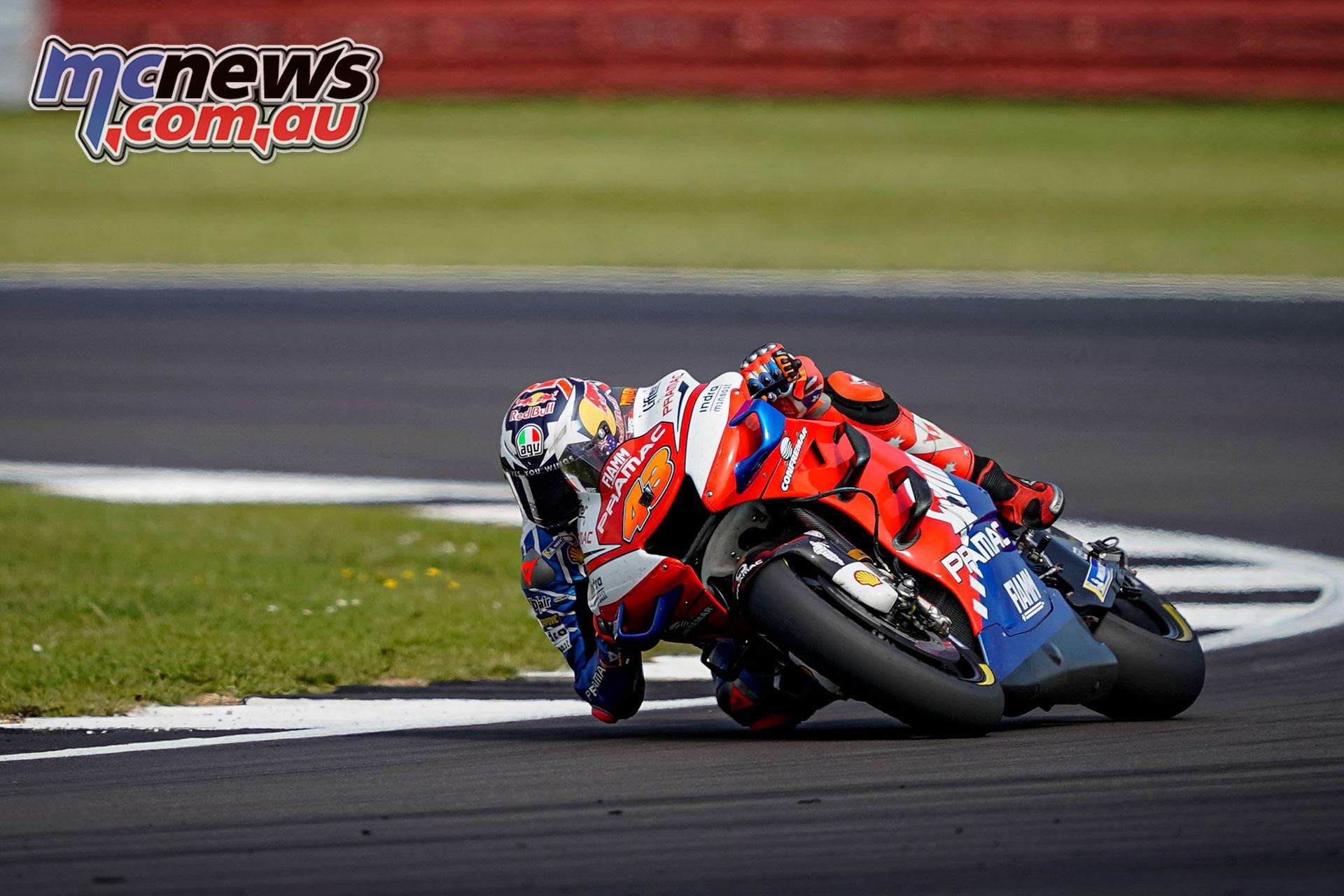 MotoGP Rnd Silverstone Jack Miller