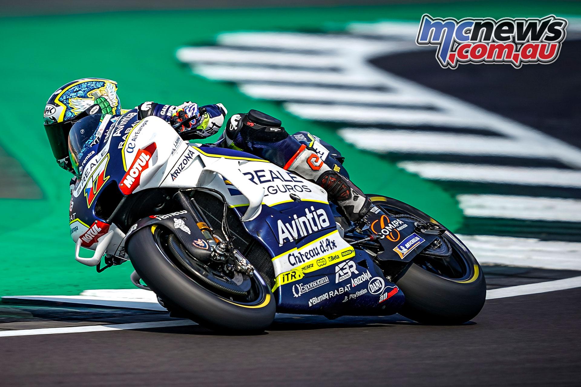 MotoGP Rnd Silverstone Karel Abraham