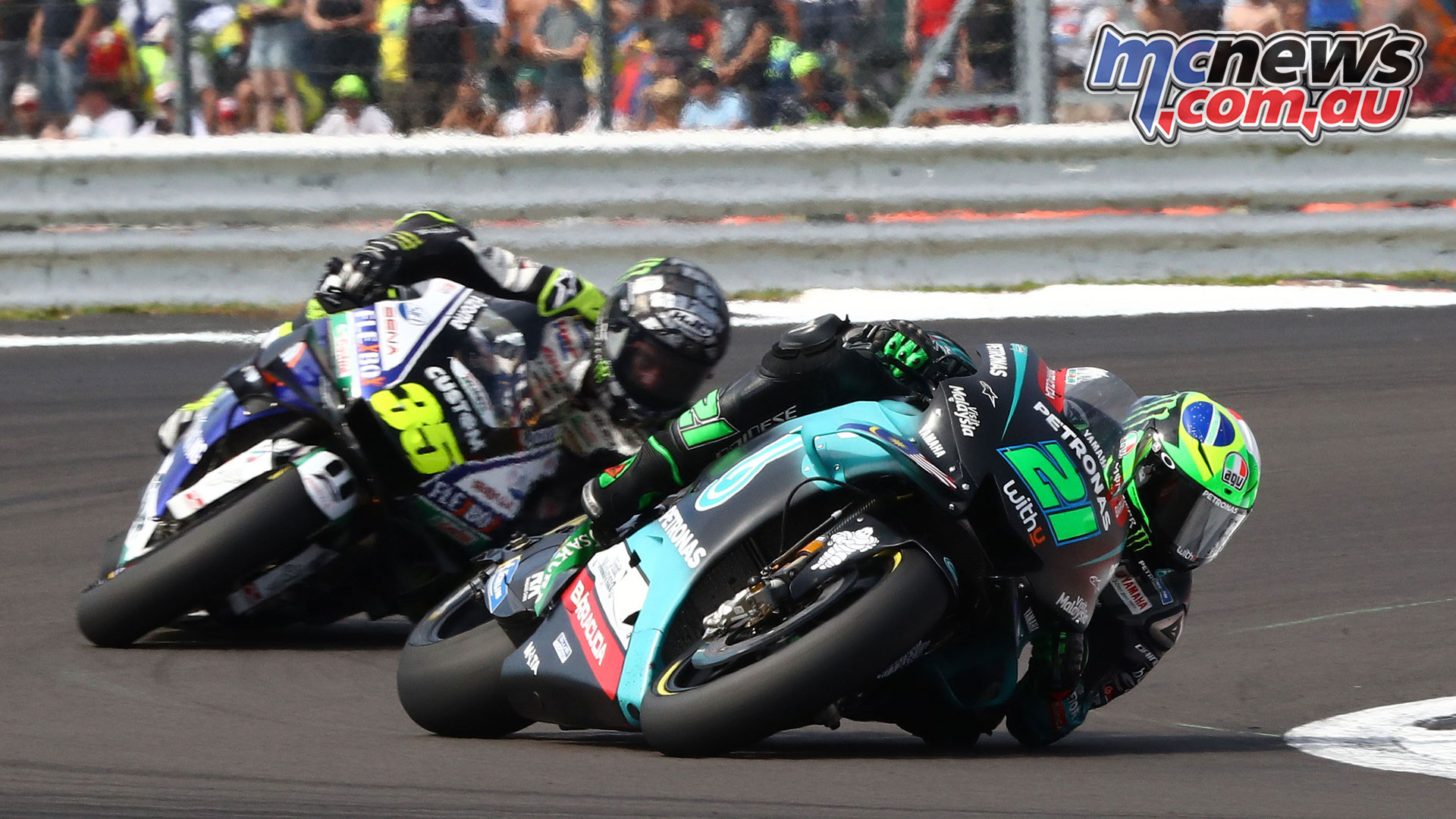 MotoGP Rnd Silverstone Morbidelli