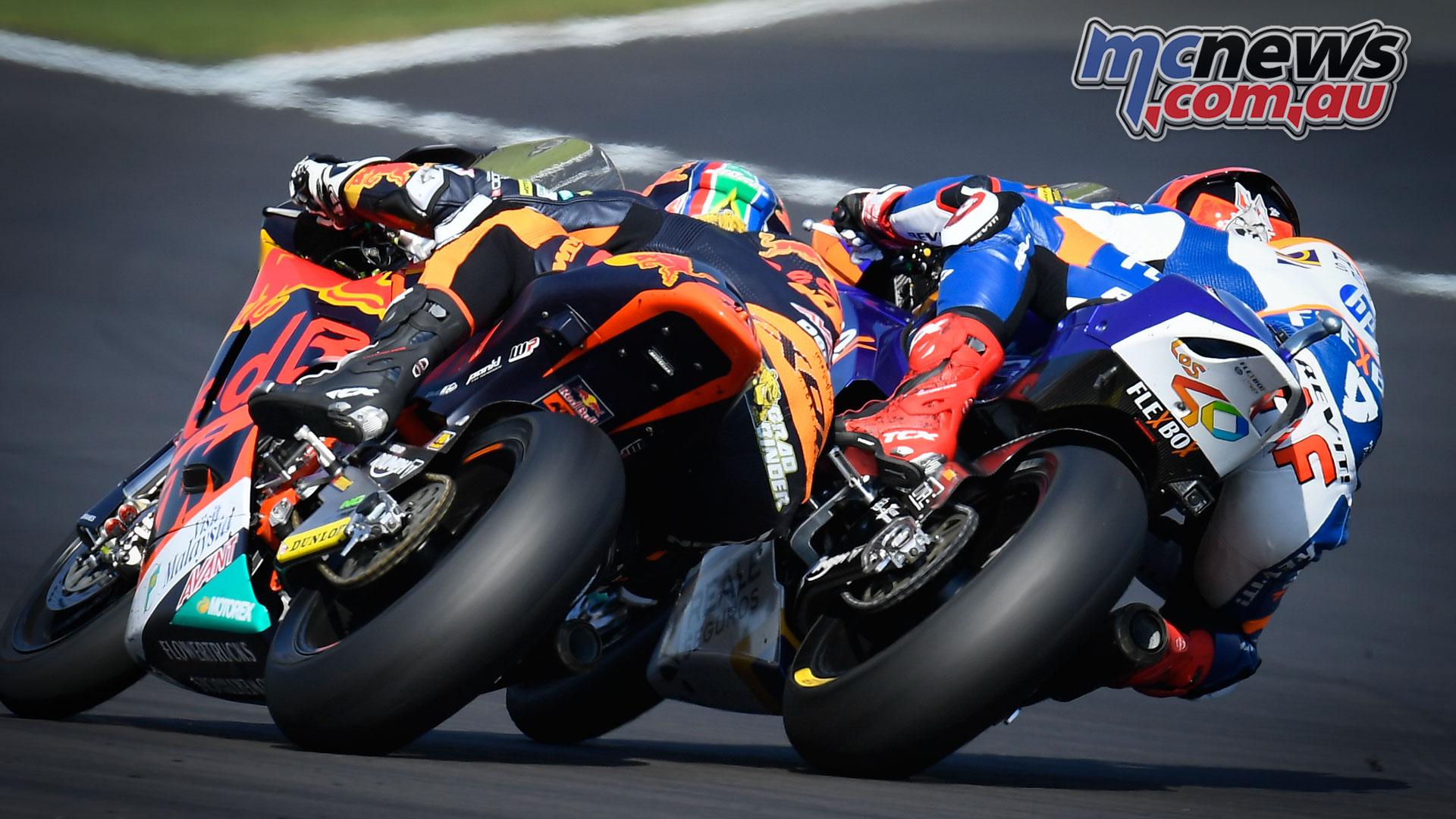 MotoGP Rnd Silverstone Moto Fernandez