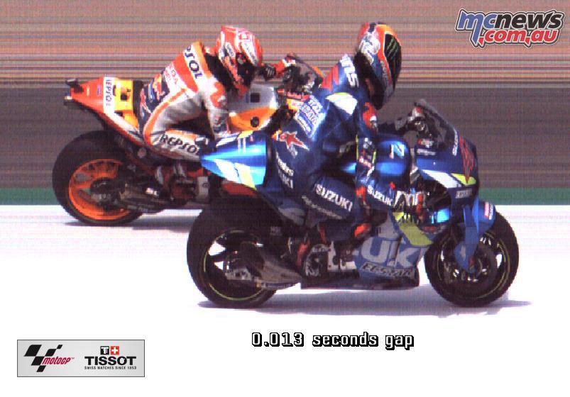 MotoGP Rnd Silverstone MotoGP Photo Finish