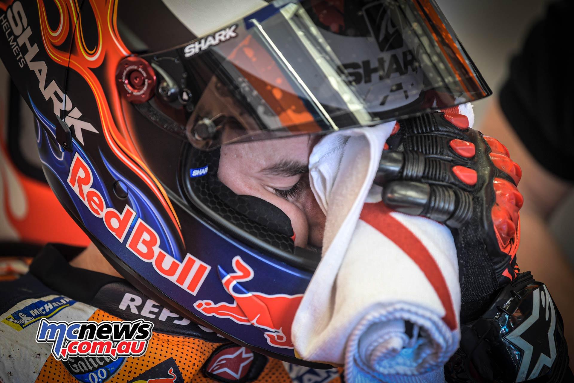MotoGP Rnd Silverstone QP Lorenzo
