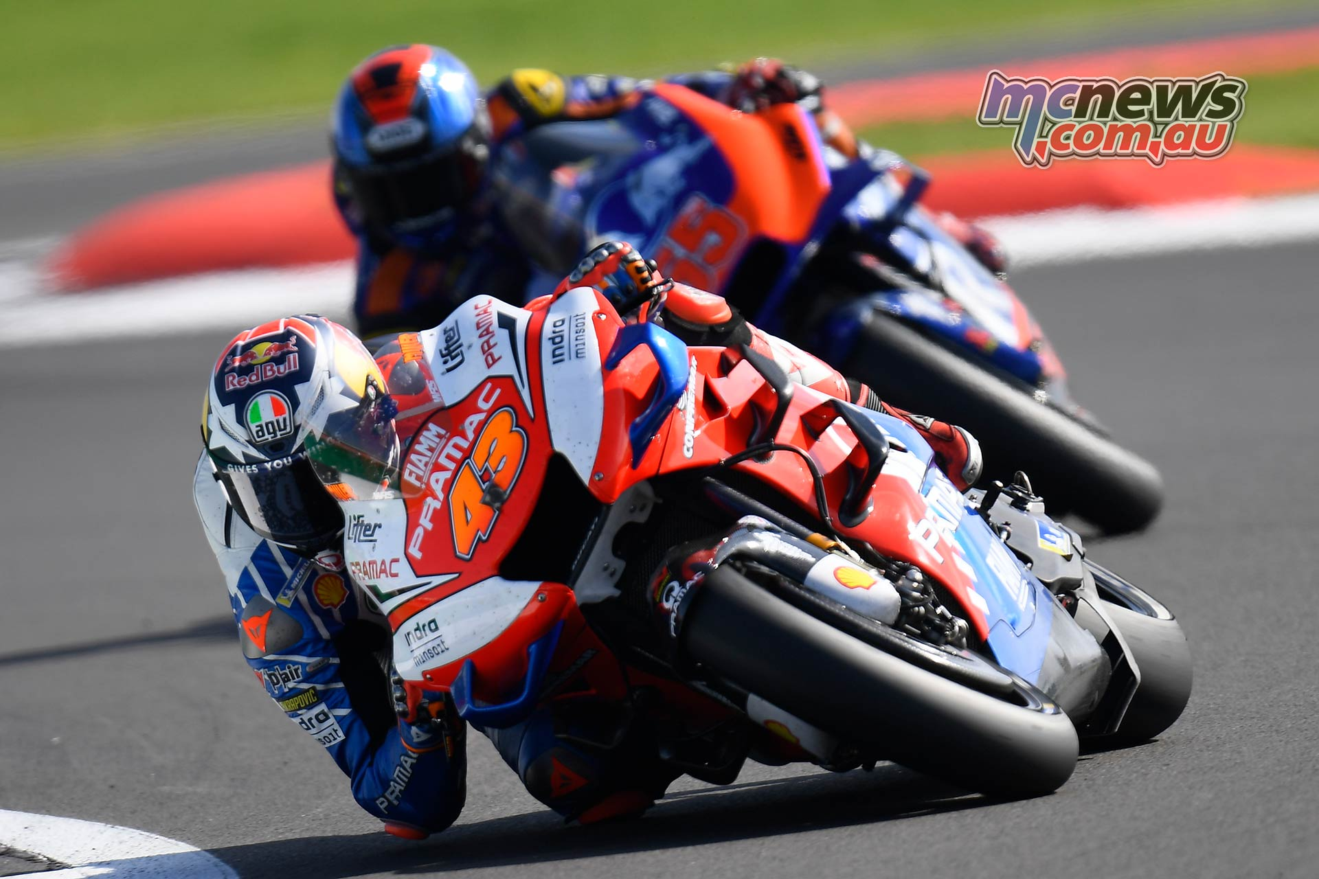 MotoGP Rnd Silverstone QP Miller