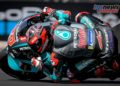 MotoGP Rnd Silverstone QP Quartararo