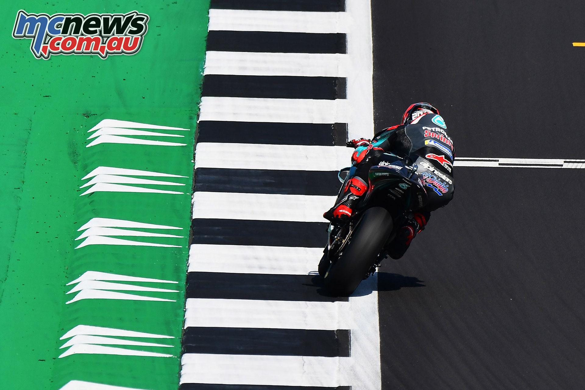 MotoGP Rnd Silverstone Quartararo