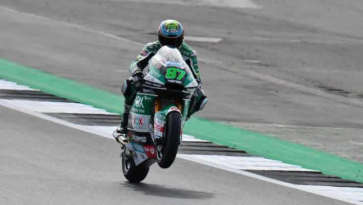 MotoGP Rnd Silverstone Remy Gardner