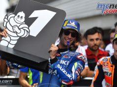 MotoGP Rnd Silverstone Rins