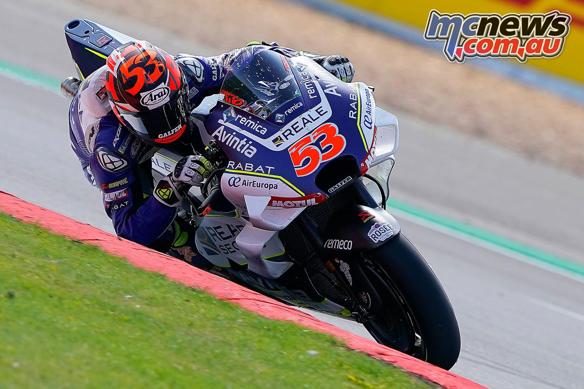 MotoGP Rnd Silverstone Tito Rabat