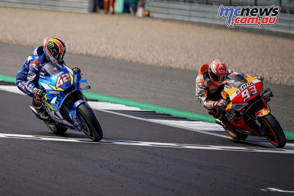 MotoGP Rnd Silverstone alex rinsr