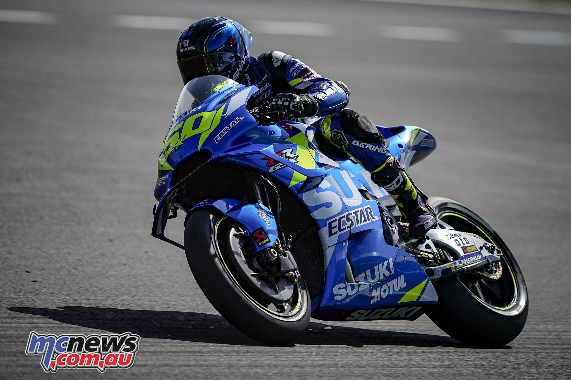MotoGP Rnd Silverstone sylvain guintoli