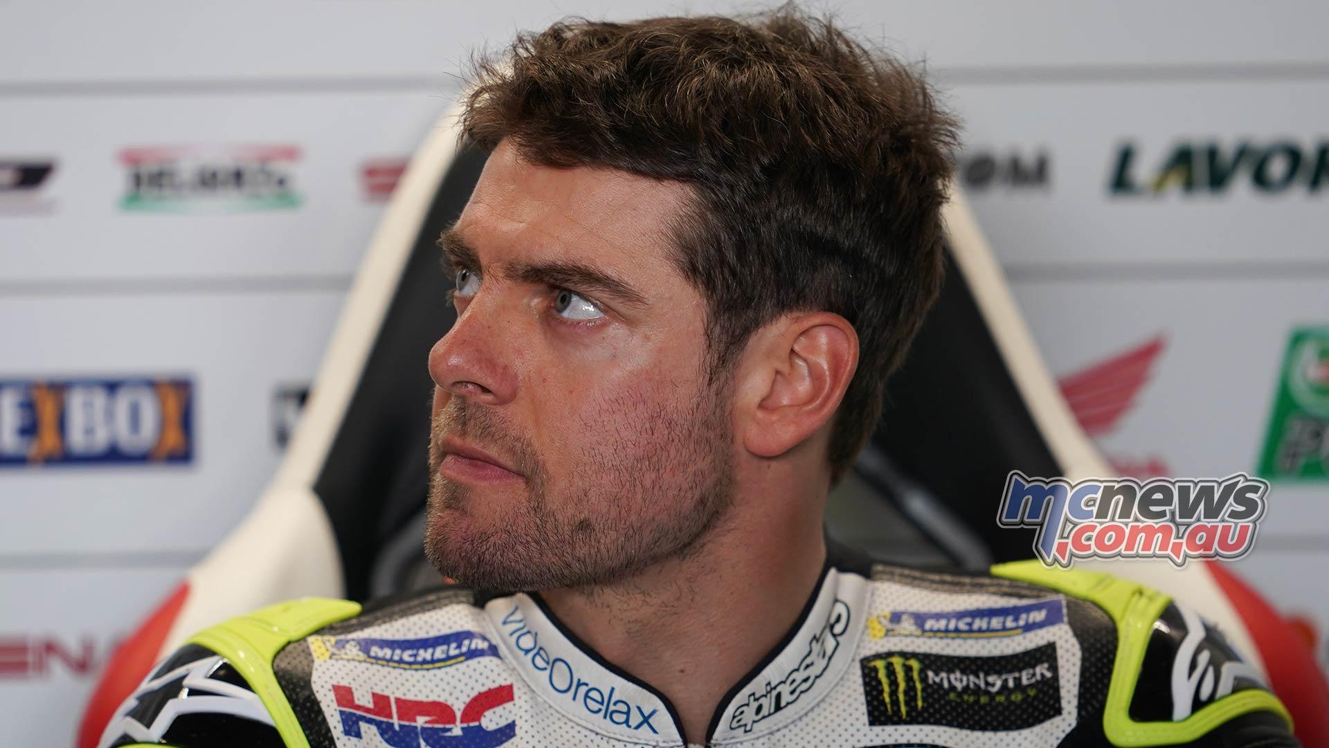 MotoGP Round Brno Fri Crutchlow