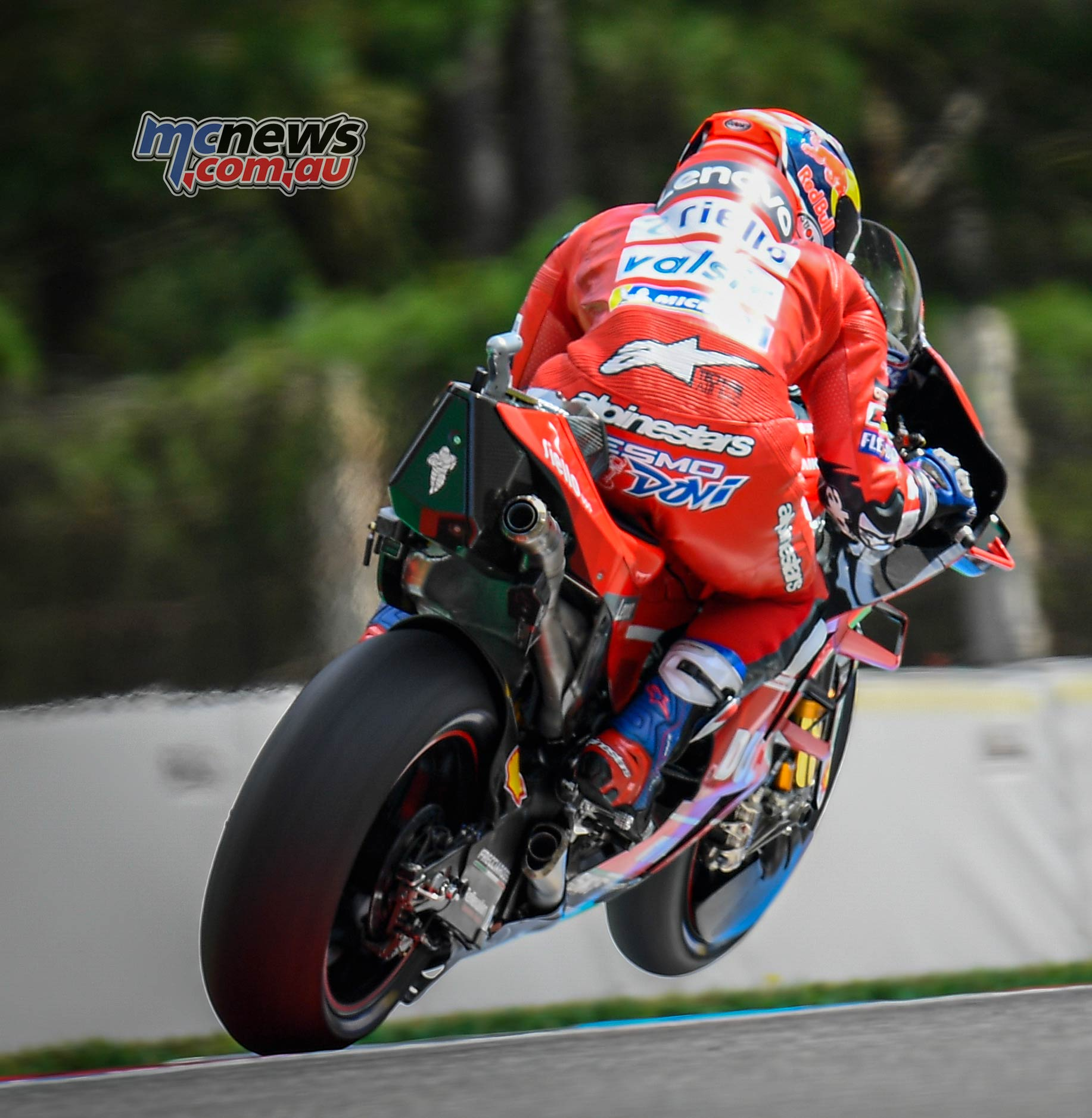 MotoGP Round Brno Fri Dovizioso