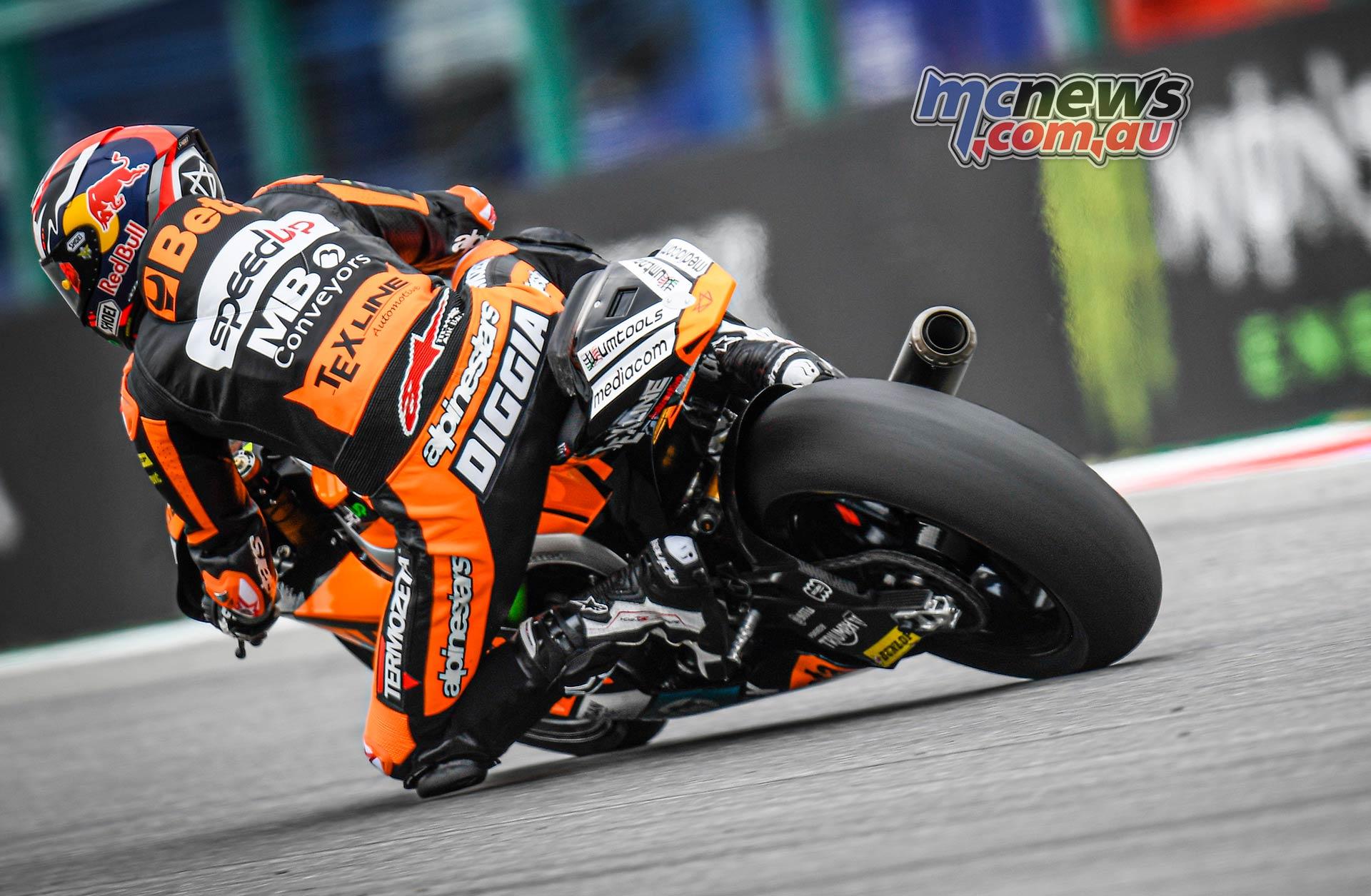 MotoGP Round Brno Fri Moto DiGiannanntonio