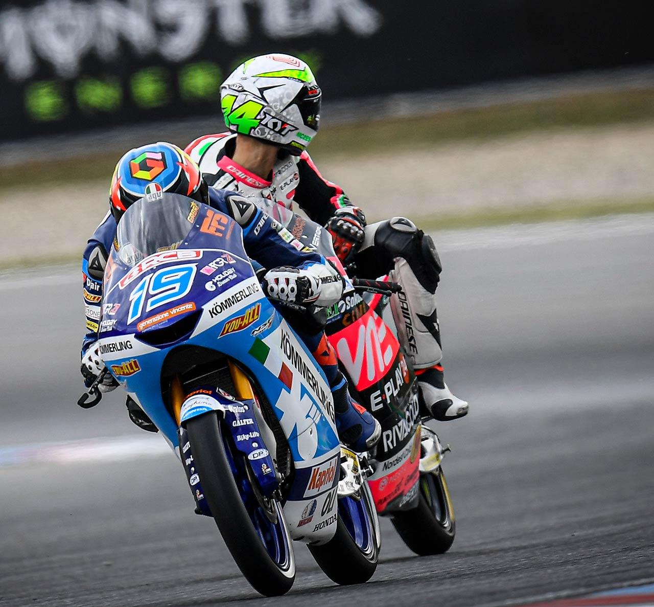 MotoGP Round Brno Fri Moto Rodrigo