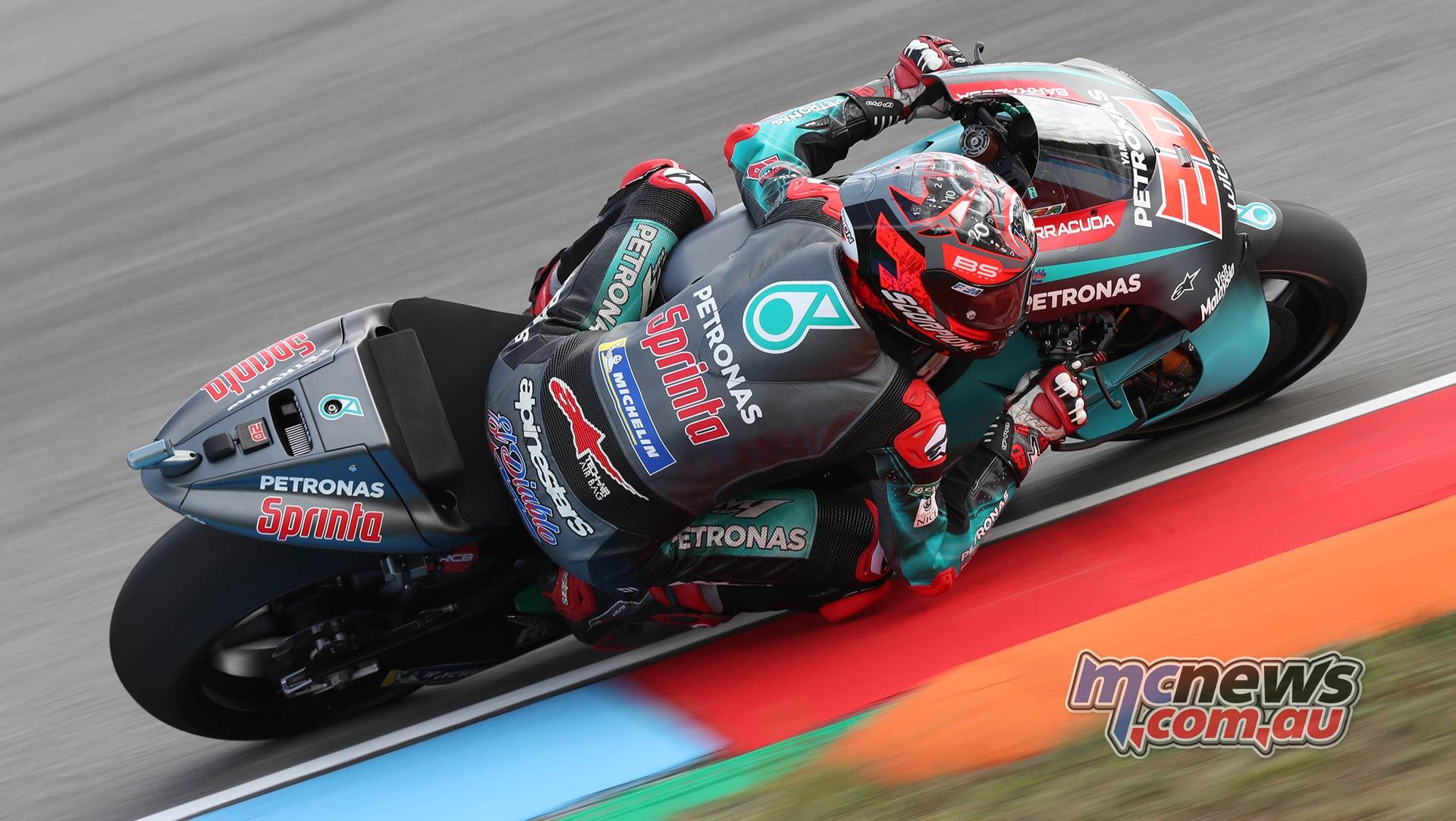 MotoGP Round Brno Fri Quartararo