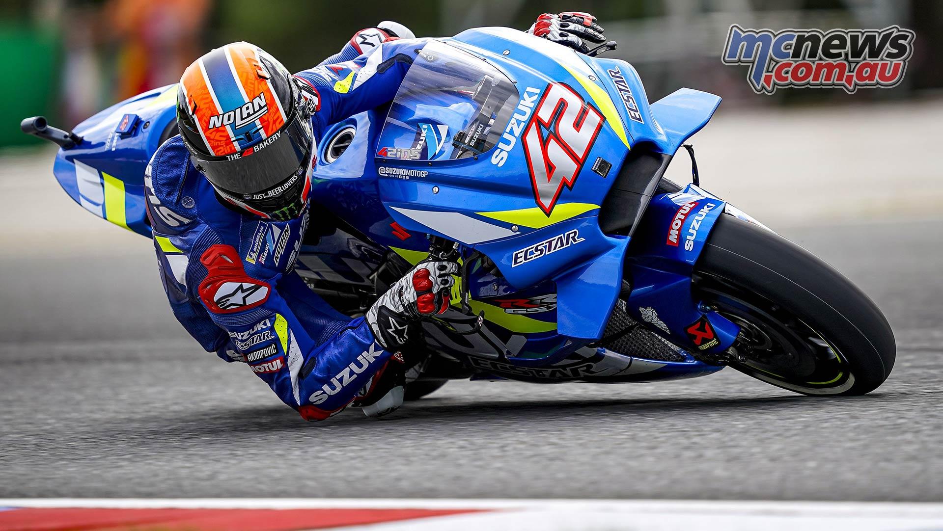 MotoGP Round Brno Fri Rins