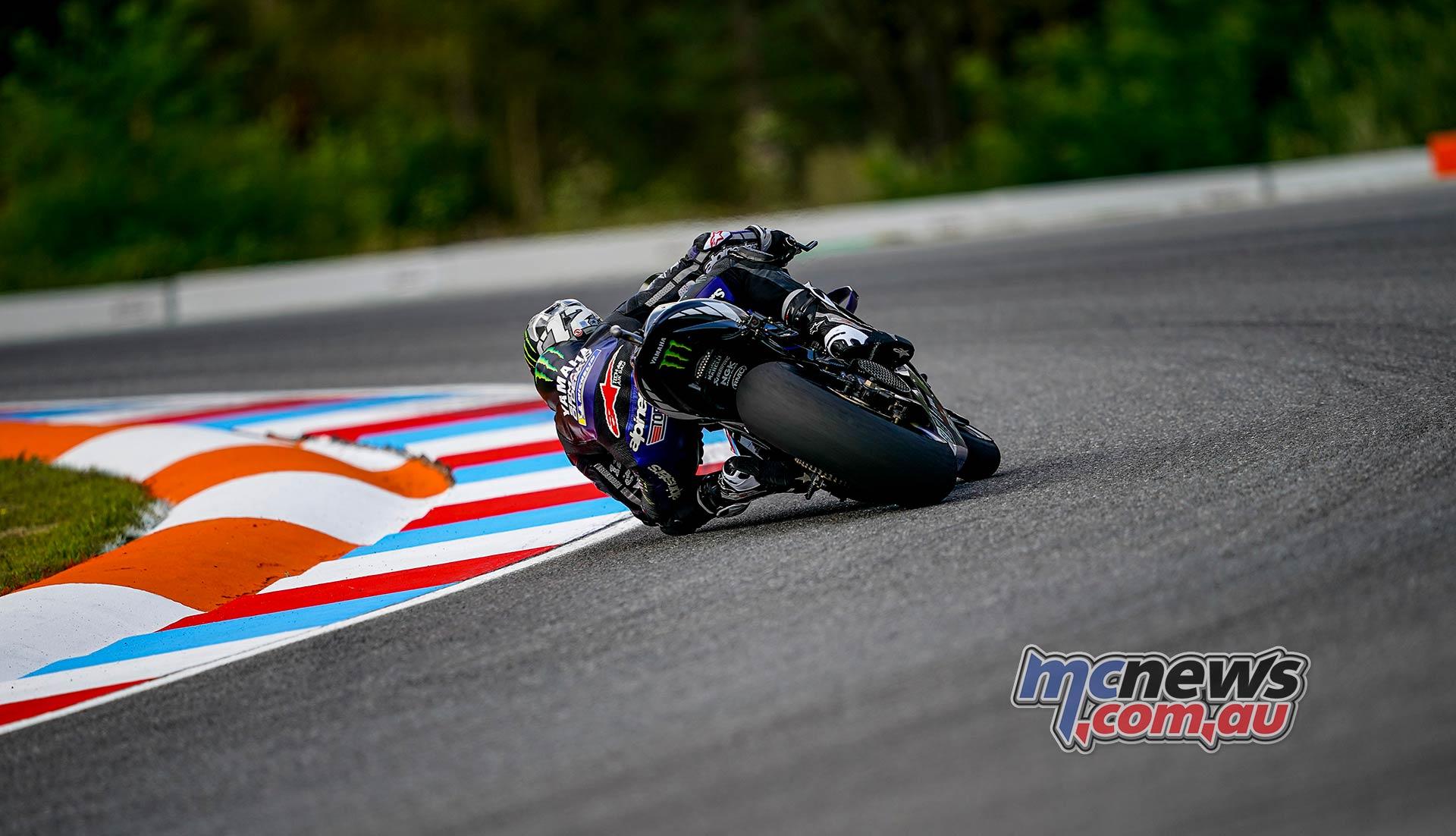 MotoGP Round Brno Fri Vinales