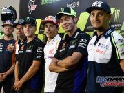 MotoGP Round Brno Presser Group