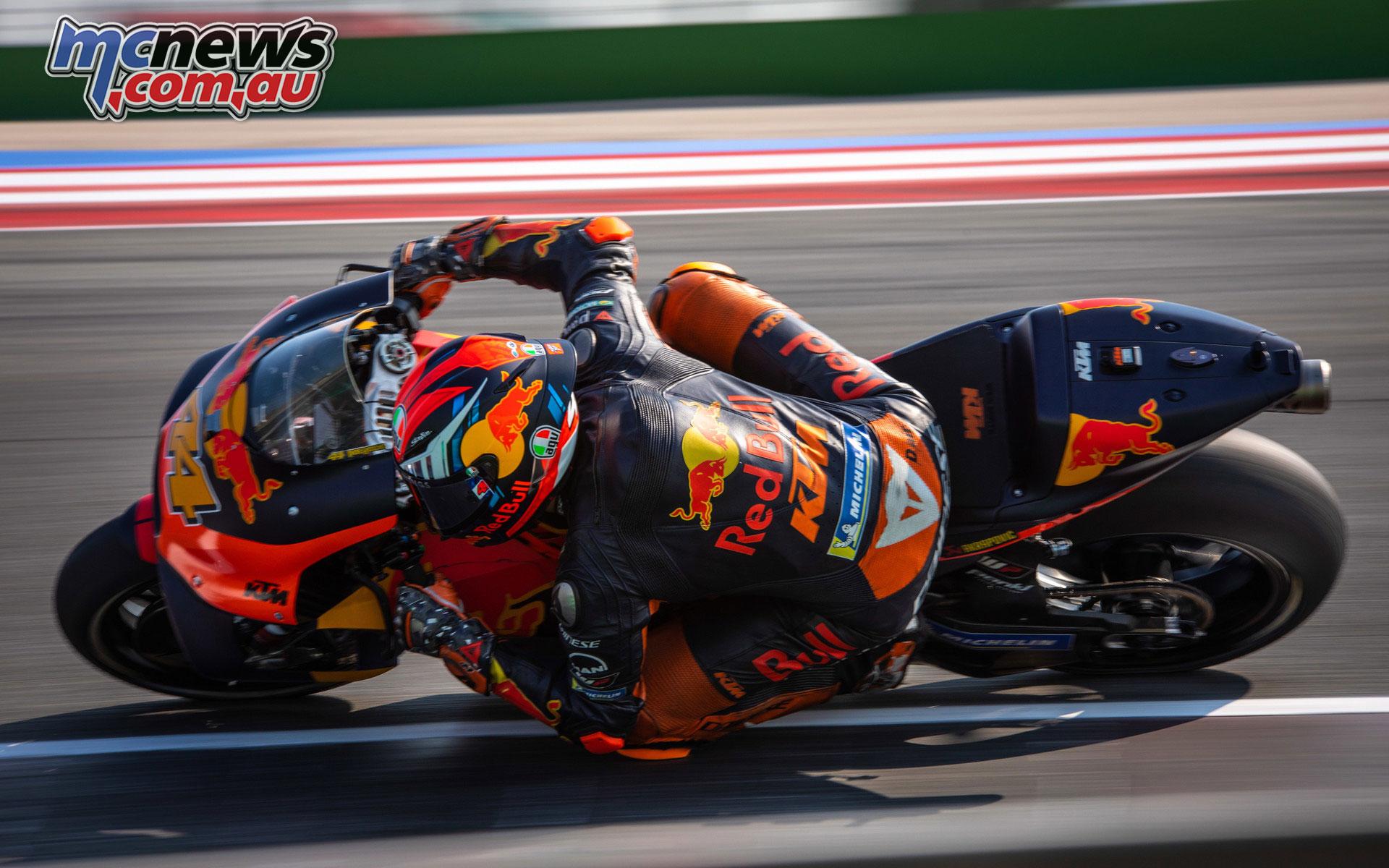 MotoGP Test Misano D Pol Espargaro