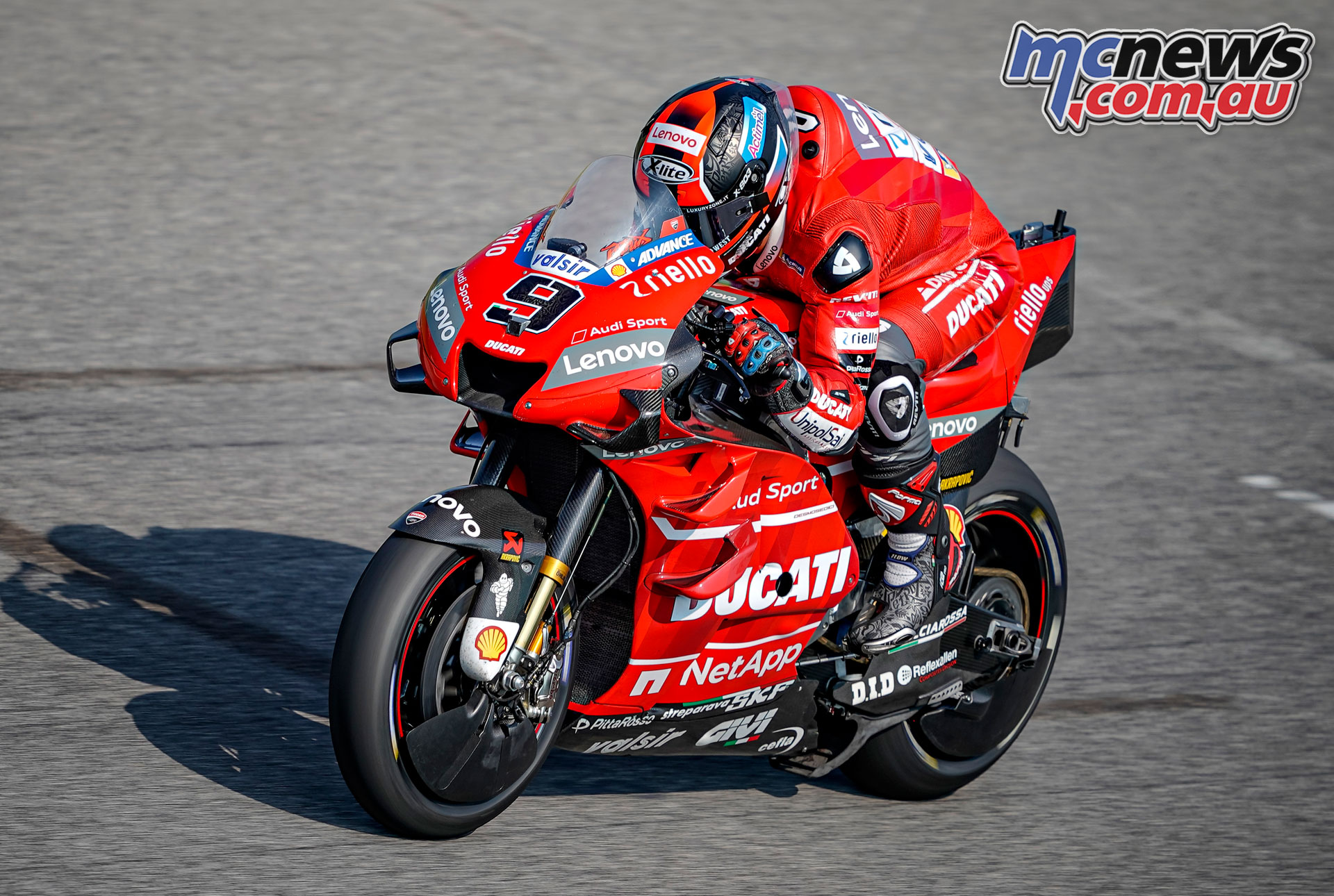 MotoGP Test Misano D Danilo Petrucci