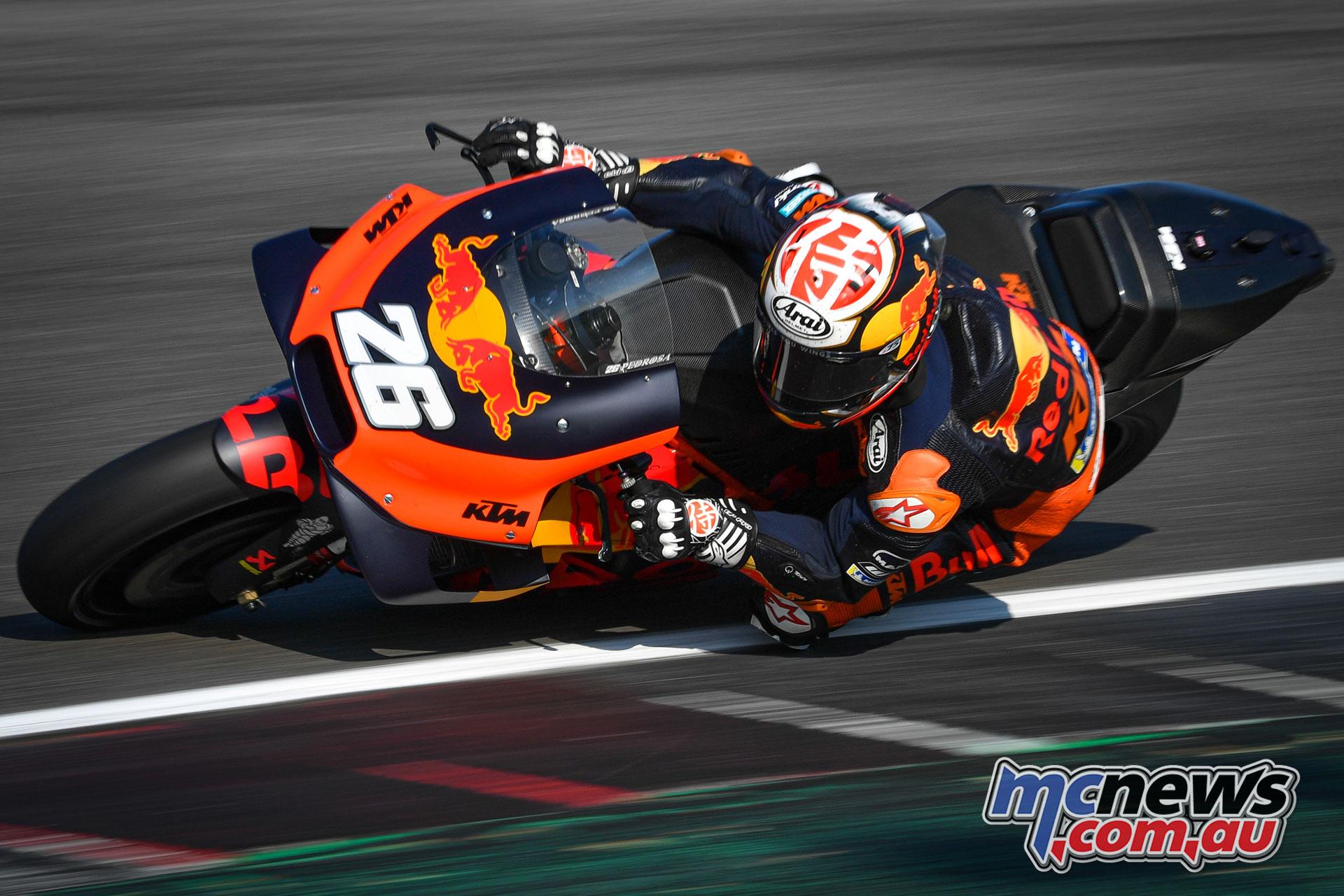 MotoGP Test Misano D Pedrosa