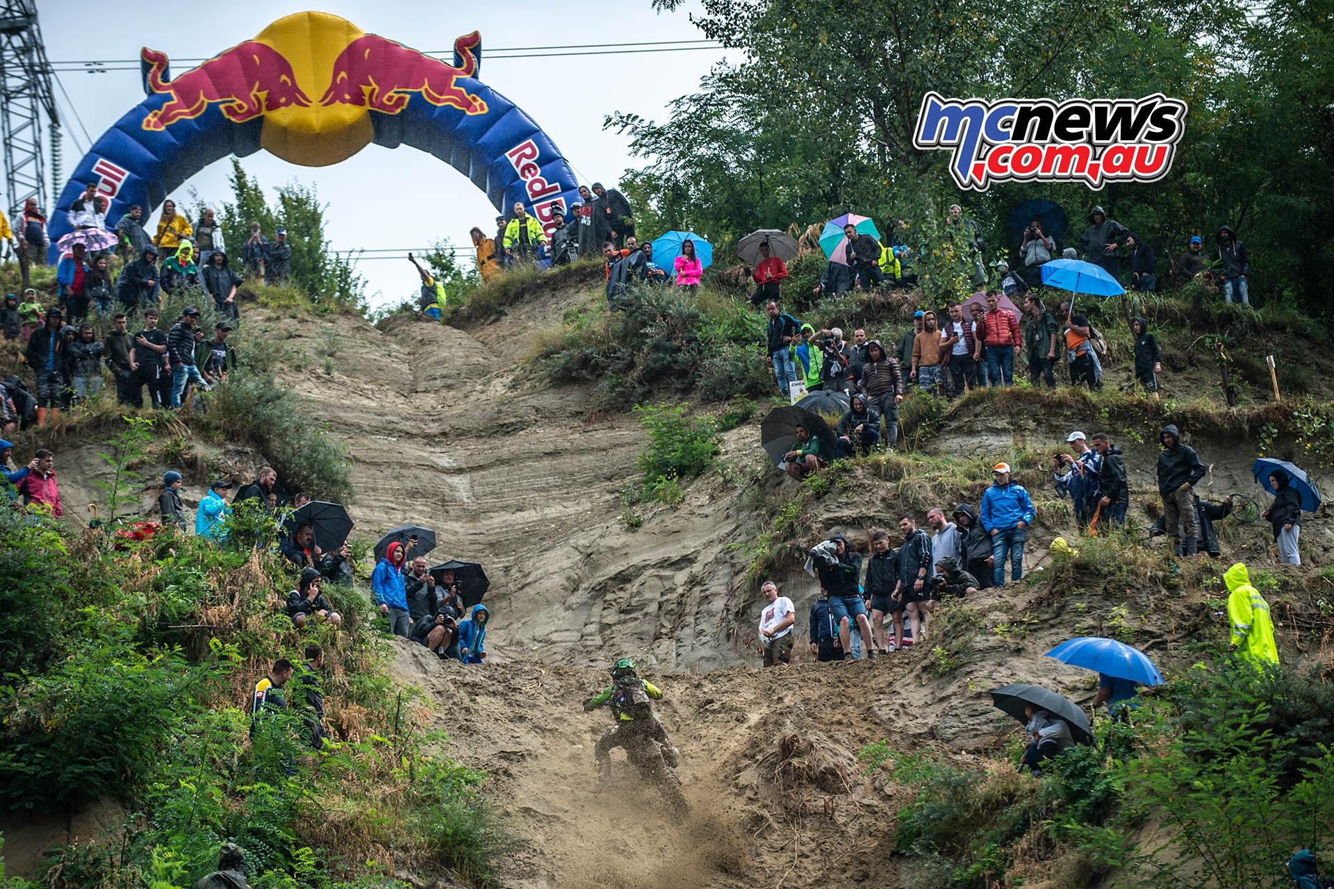 Red Bull Romaniacs Final Final Climb