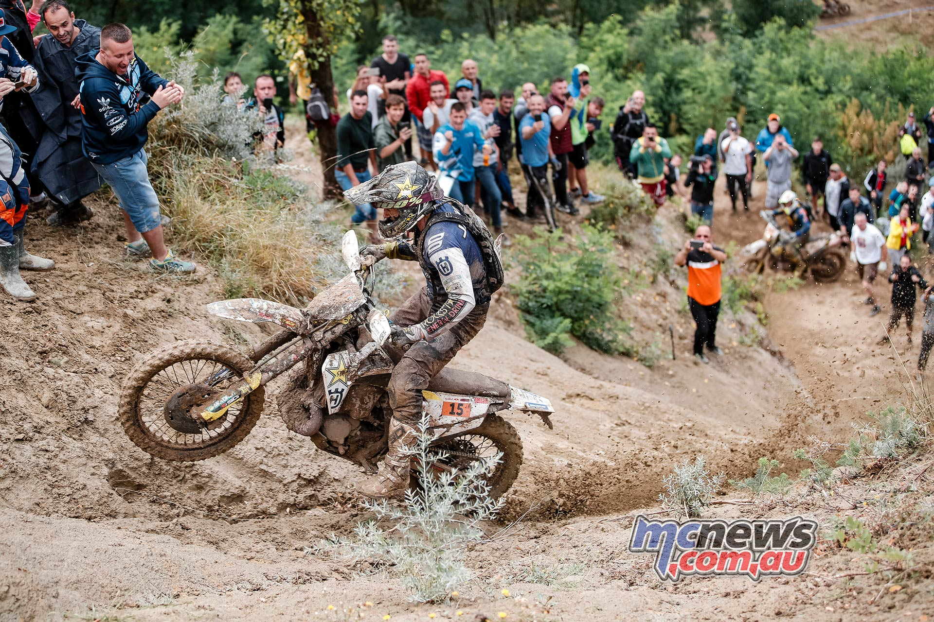 Red Bull Romaniacs Final Graham Jarvis