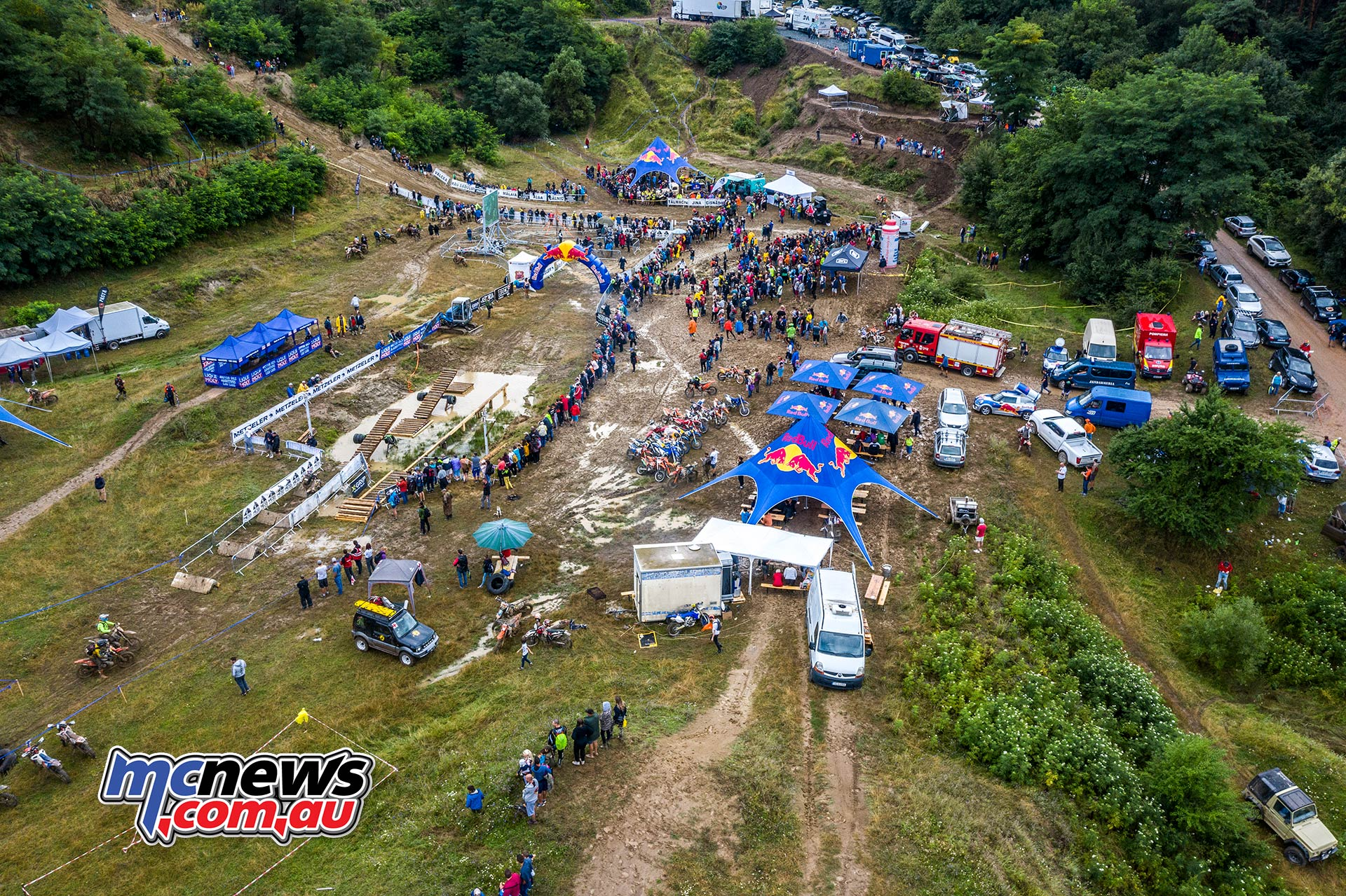Red Bull Romaniacs Final Overview