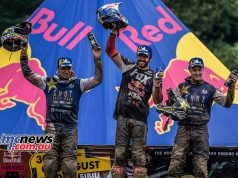Red Bull Romaniacs Final Podium Lettenbichler Gomez Jarvis
