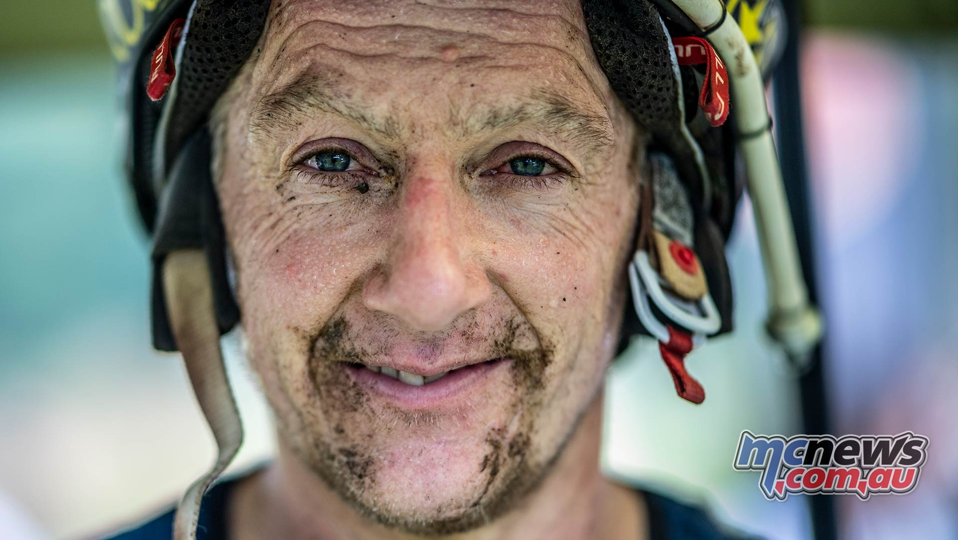 Red Bull Romaniacs WESS Day Graham Jarvis Head