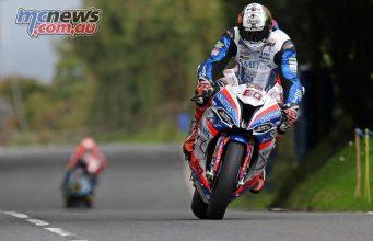 Ulster GP QP Hickman