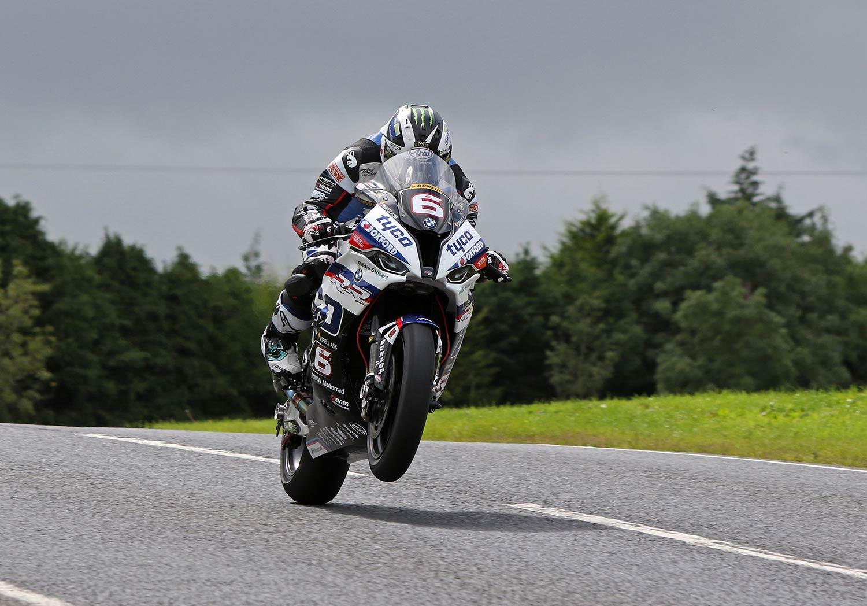 Ulster GP QP Michael Dunlop