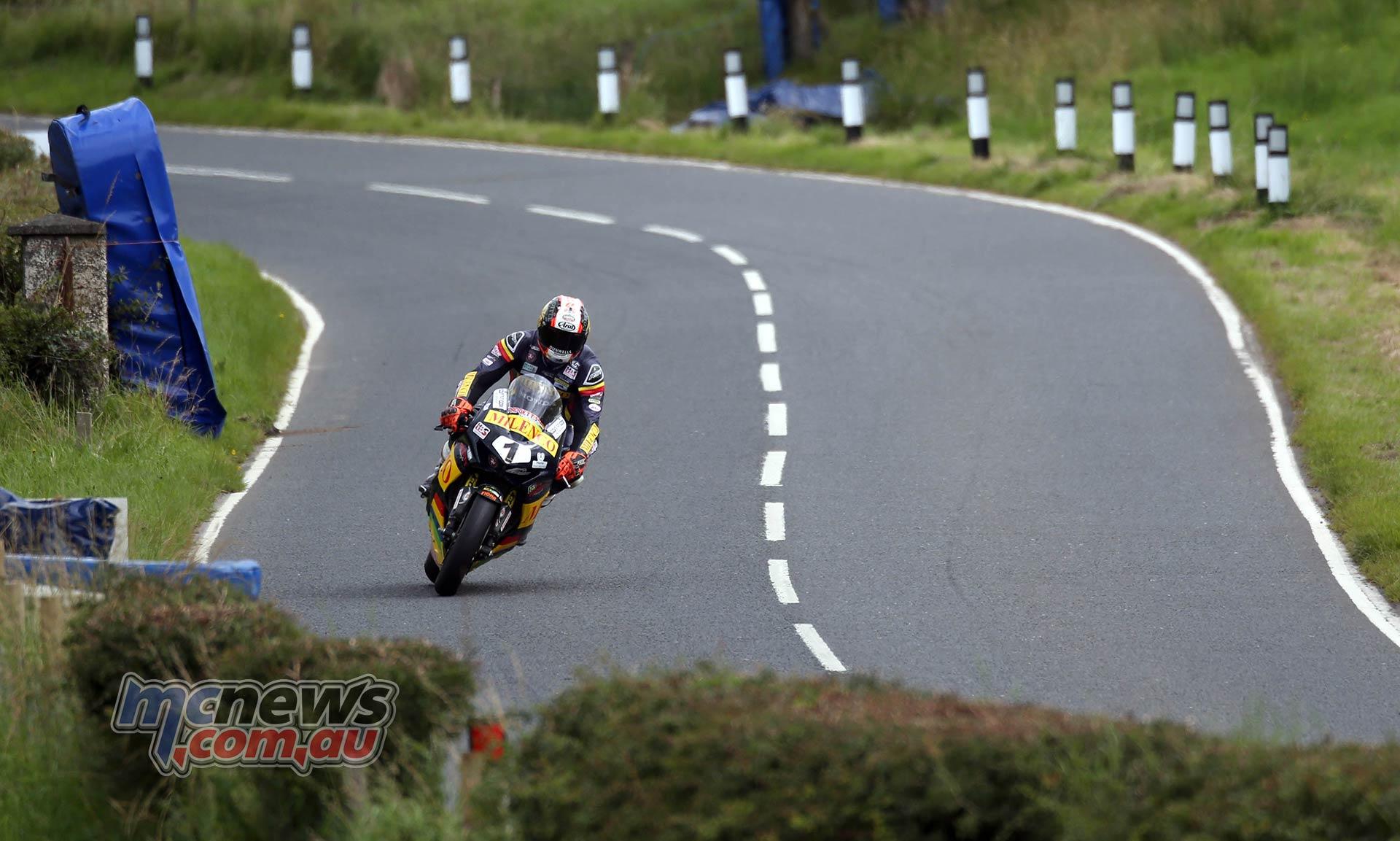Ulster GP SBK Conor Cummins