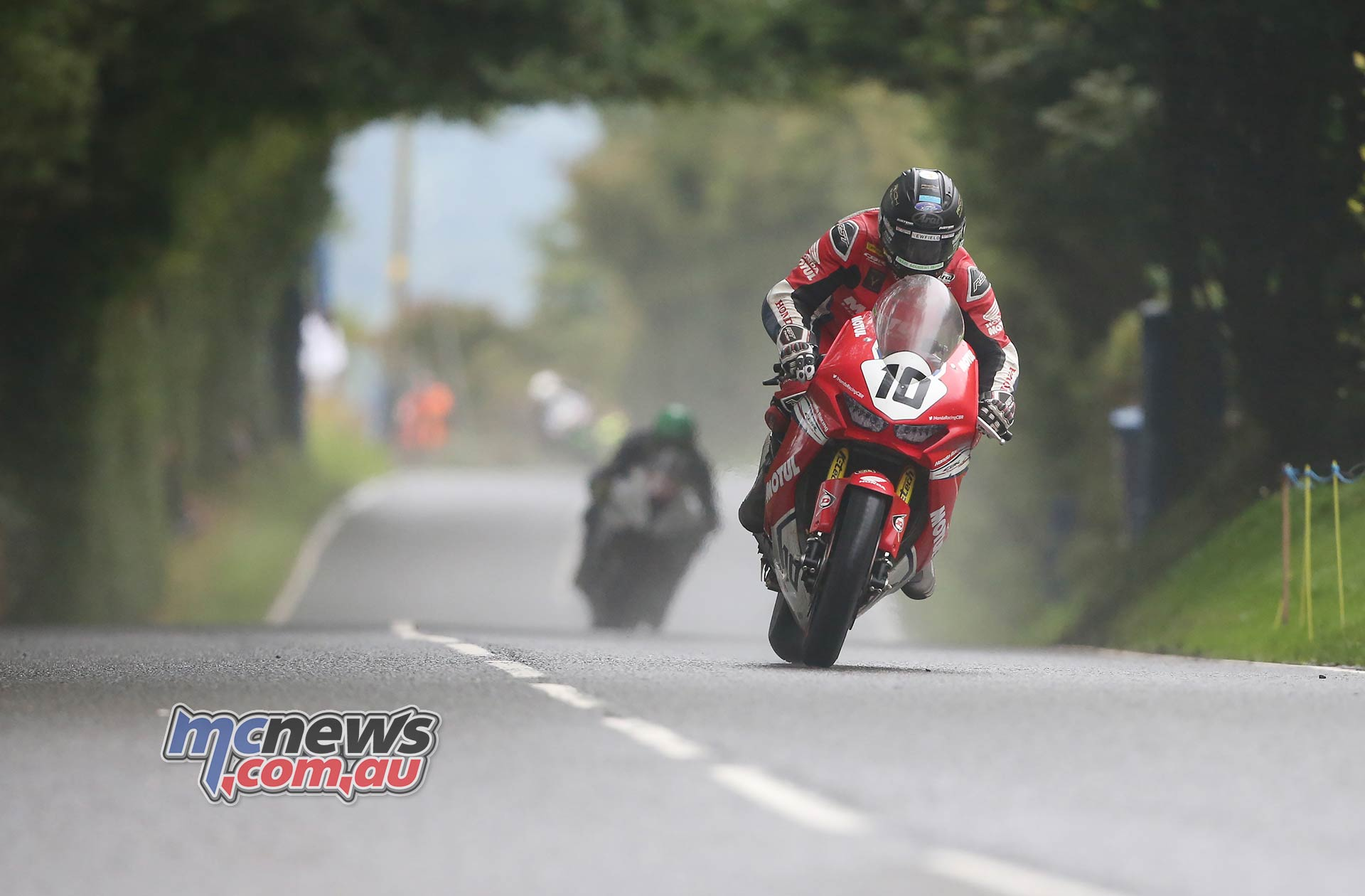Ulster Grand Prix Dundrod Superbike Dave Johnson