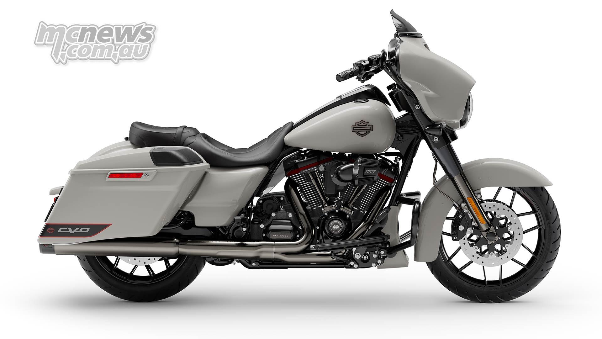 Harley CVO Sreet Glide