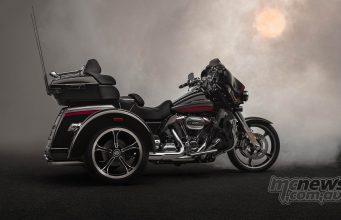 Harley Davidson CVO Tri Glide