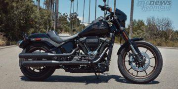 Harley Low Rider S