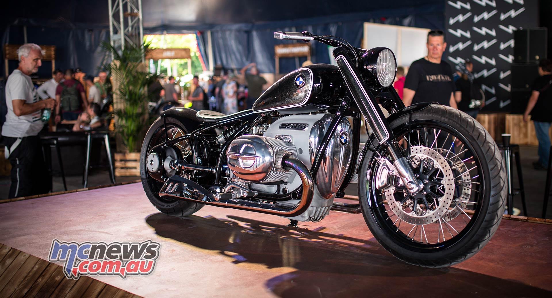 BMW Motorrad Days Concept R
