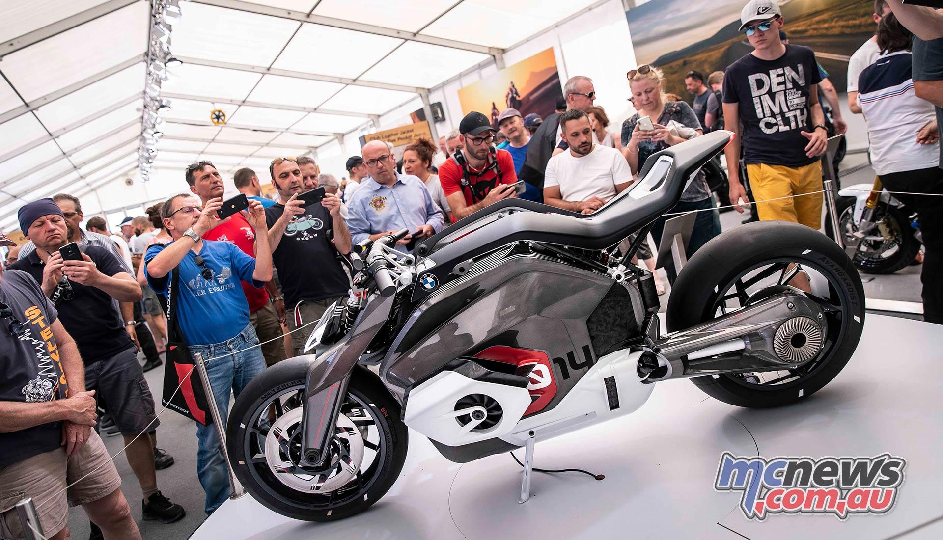 BMW Motorrad Days Vision DC